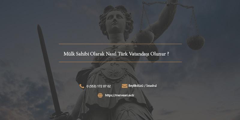 Nasıl Türk Vatandaşı Olunur